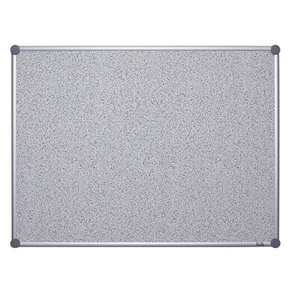 Tableau pour punaises 2000 pro structuré 90 x 180cm gris