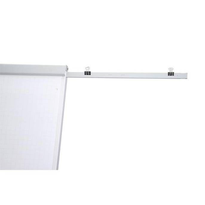 Antenne porte-feuilles pour chevalet fonctionnel gris (photo)