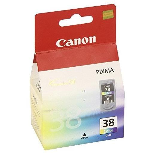 Canon cartouche d'encre d'origine couleur canon (9 ml) capacité 207 pages
