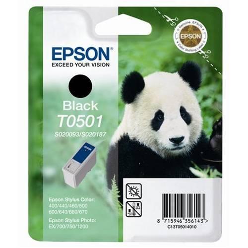 Epson cartouche d'encre d'origine coloris noir stylus color 440 t050140