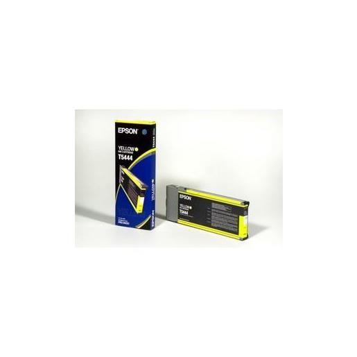 Epson cartouche jet d'encre d'origine jaune c13t544400