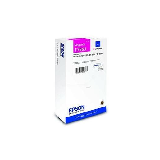 Epson cartouche jet d'encre d'origine magenta l c13t756340