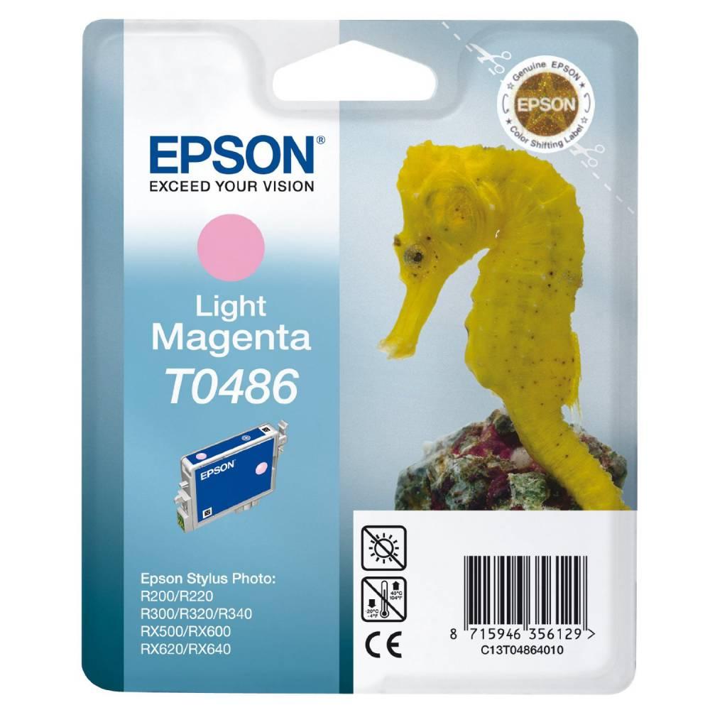 Epson cartouche jet d'encre d'origine magenta t048640