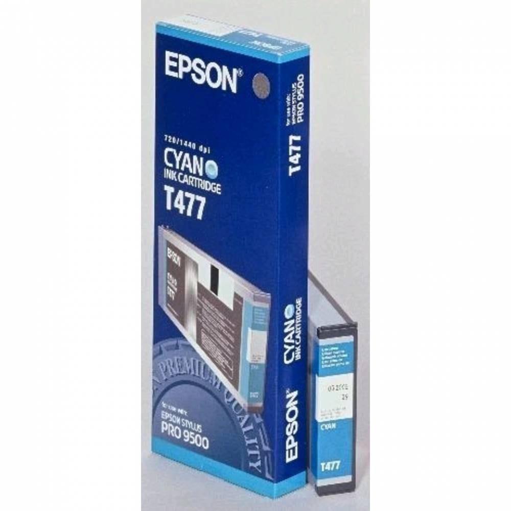 Epson cartouche d'encre d'origine cyan epson (220 ml)