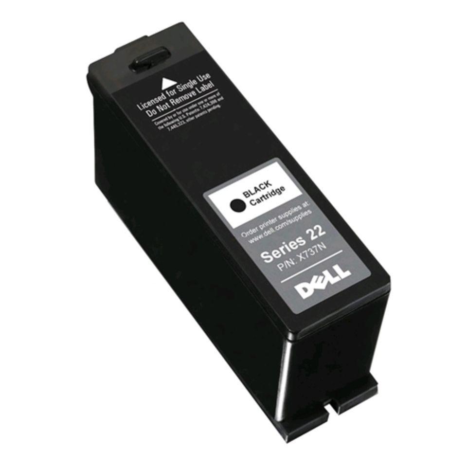 Dell cartouche jet d'encre d'origine coloris noir capacité 340 pages