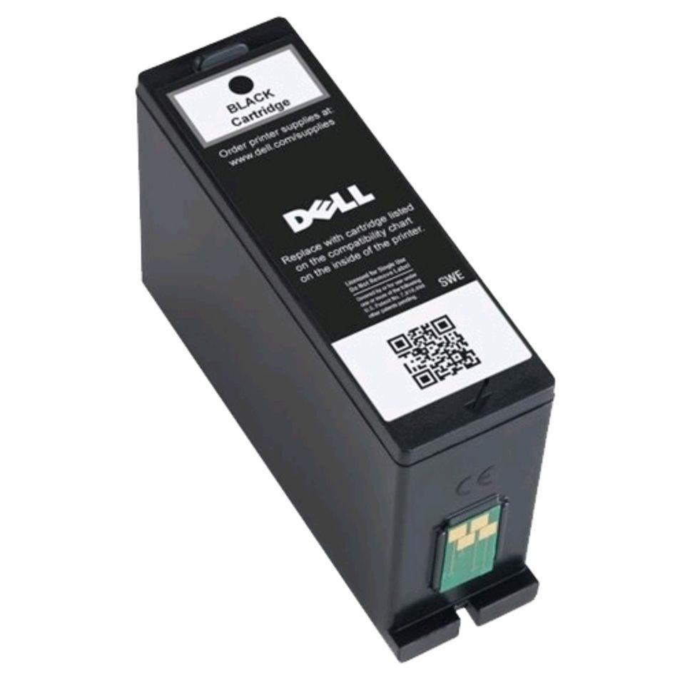 Dell cartouche jet d'encre d'origine coloris noir capacité 200 pages