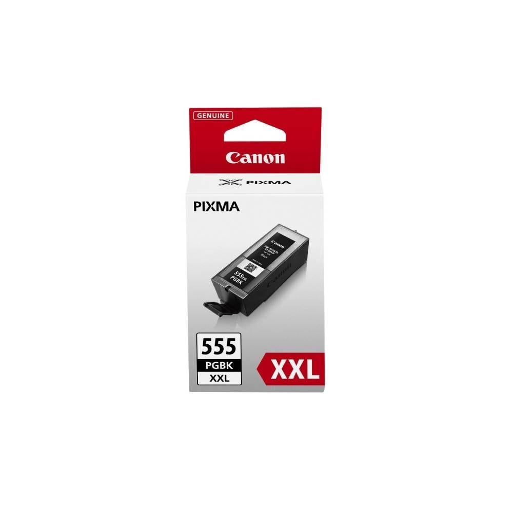 Canon cartouche jet d'encre d'origine coloris noir pgi-555xxl