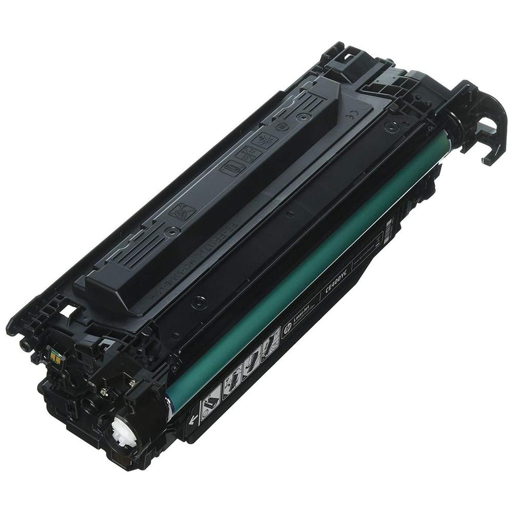 Toner laser original contract 507a ce400yc noir