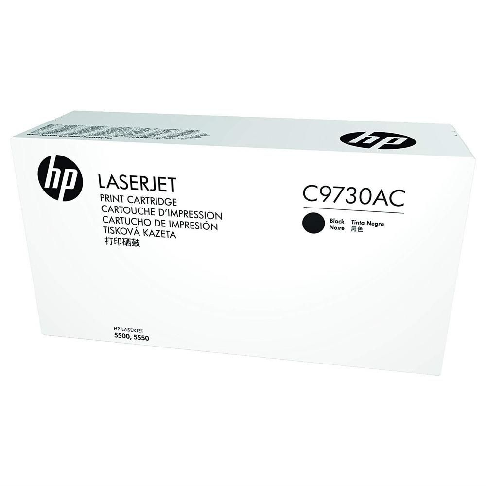 Toner laser original contract c9730ac noir