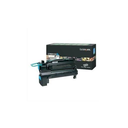 Cartouche laser cyan haute capacité pour c792-c792x1cg