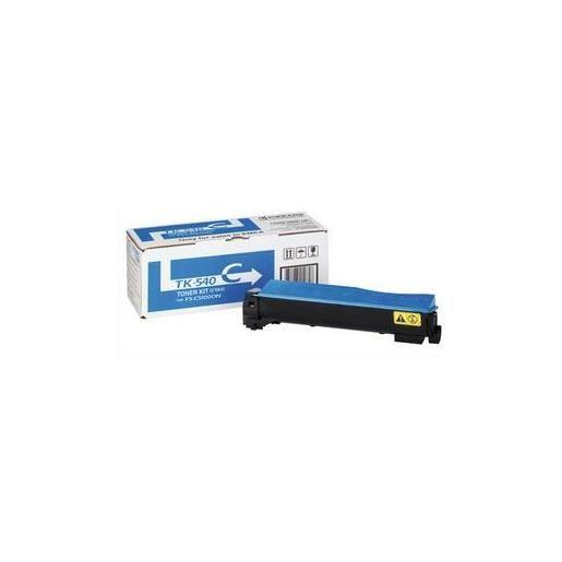 Cartouche laser cyan tk540c