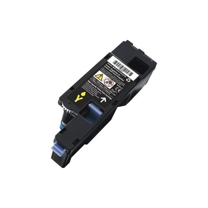 Cartouche de toner jaune - pour color laser printer 1250