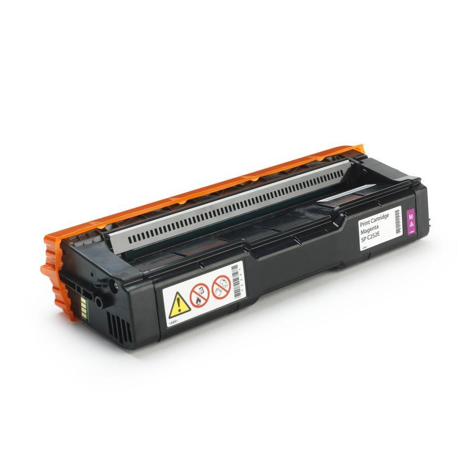 Toner laser original c25xx capacité 4000 pages magenta