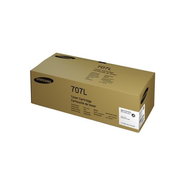 Cartouche de toner haute capacité samsung mlt-d707l 10000 pages noir