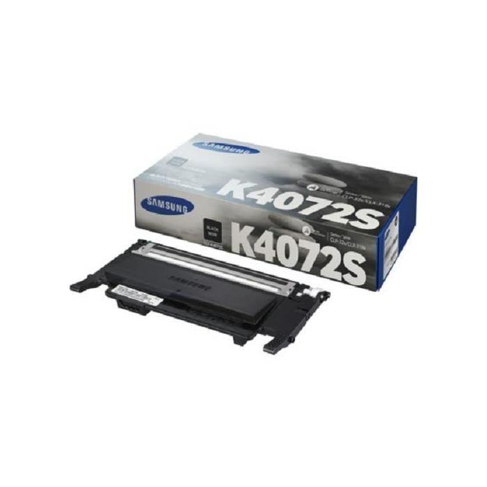 Toner laser original clt-4072s (su128a) 1500 pages noir