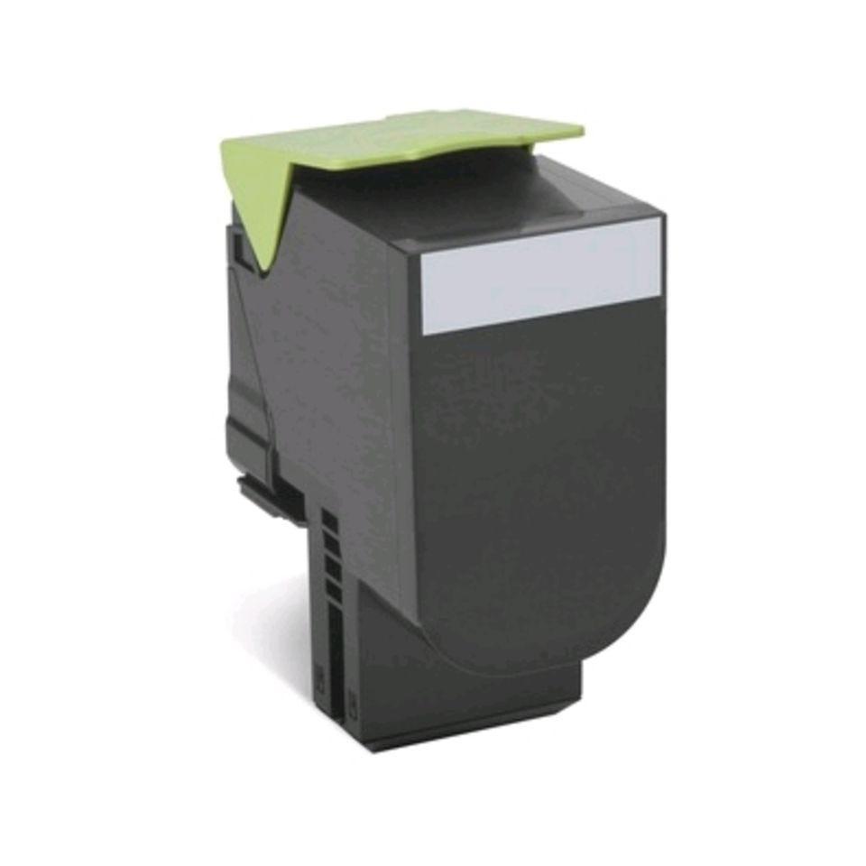 Toner laser original corporate 802ske 80c2ske 2500 pages noir