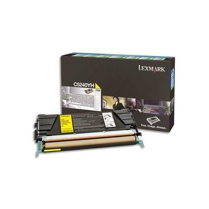 Cartouche laser lrp thc noir 0t654x11e