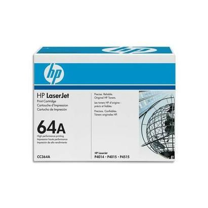 Toner pour laserjet p4515xm (cc364a), noir