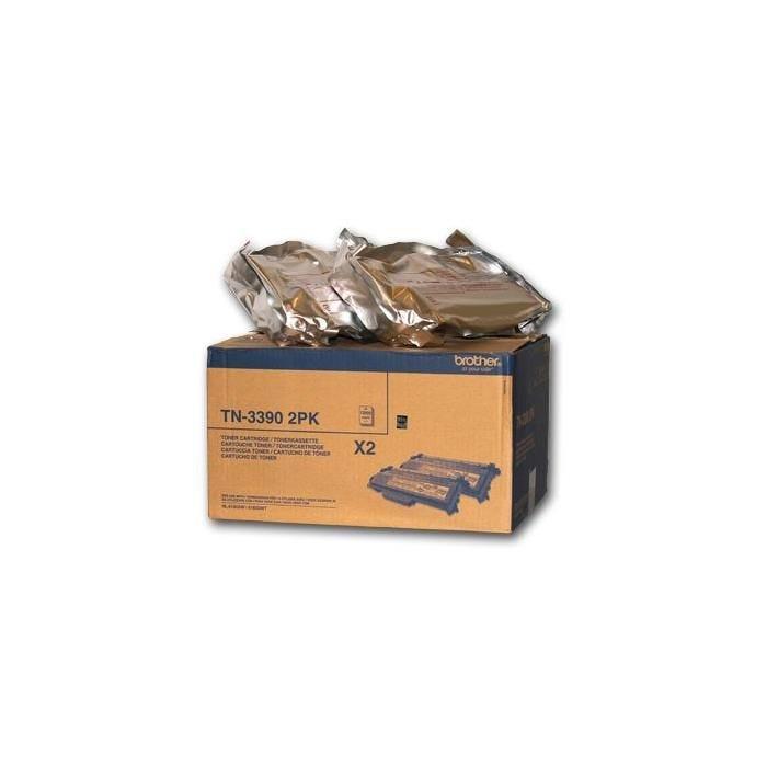 Toner pour imprimante laser hl-6180dw, dp, noir