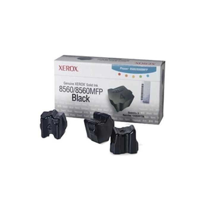 Colorstix original pour phaser 8560, noir