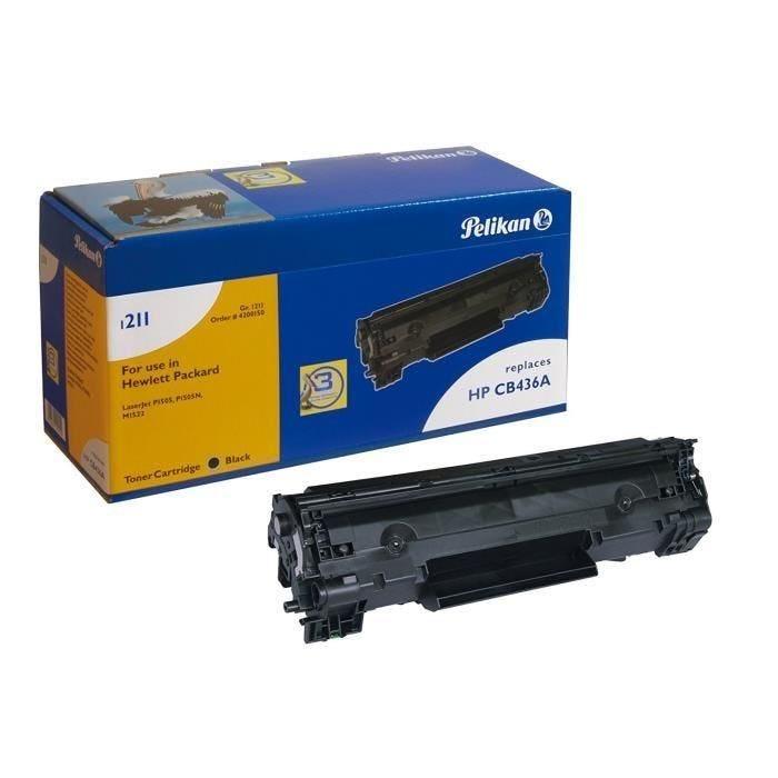 Toner laser original crg 713 1871b002 2000 pages noir