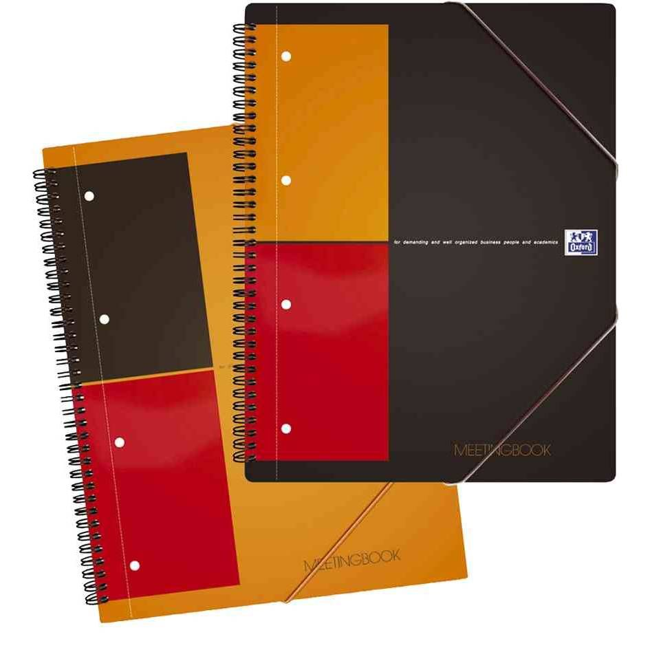Cahier 'meetingbook' quad 5x5 90g 100 pages a5+ (photo)