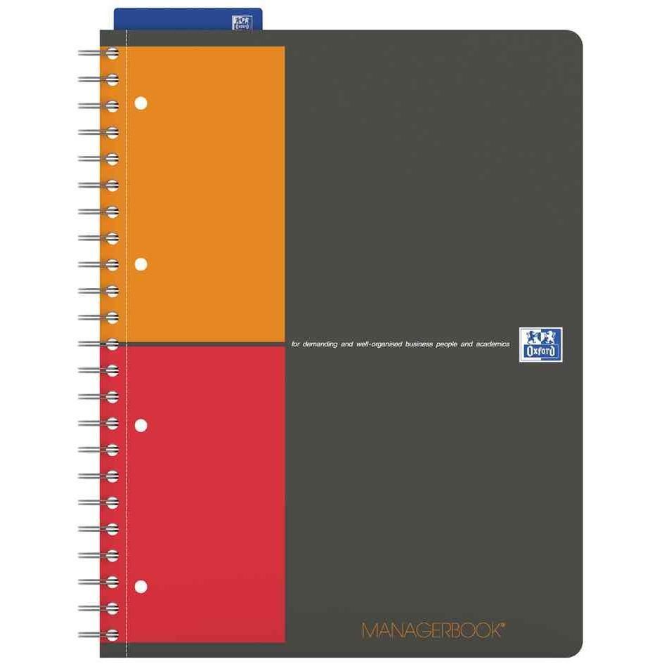 International collegeblock 'managerbook', format a4+ (photo)