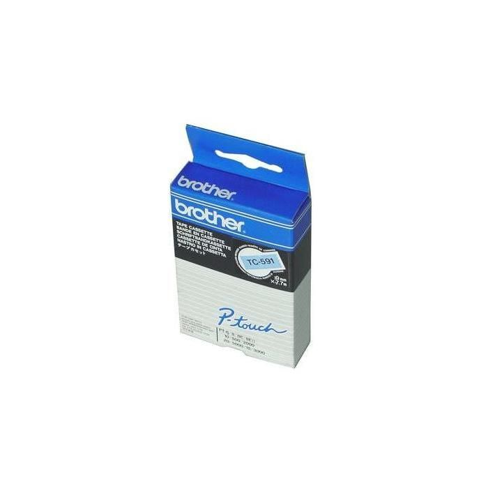 Tc-tape tc-201a cassette de ruban, largeur: 12mm