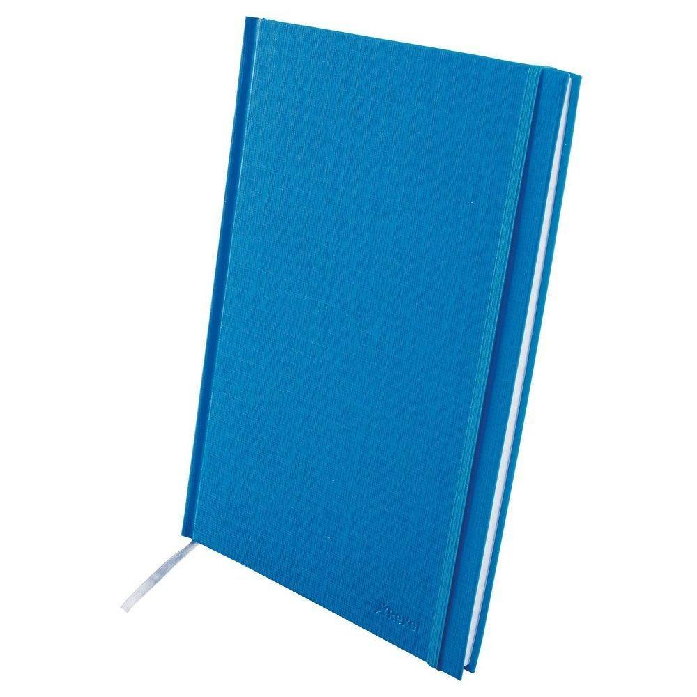 Joy Cahier Journal Bloc-notes A4 192 pages Ligné Bleu