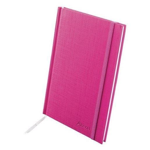 Joy Cahier Journal Bloc-notes A5 192 pages Ligné Rose