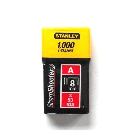 Boite de 1000 Agrafes 8 mm (53/8) pour cloueur T45 - boîte de 1000