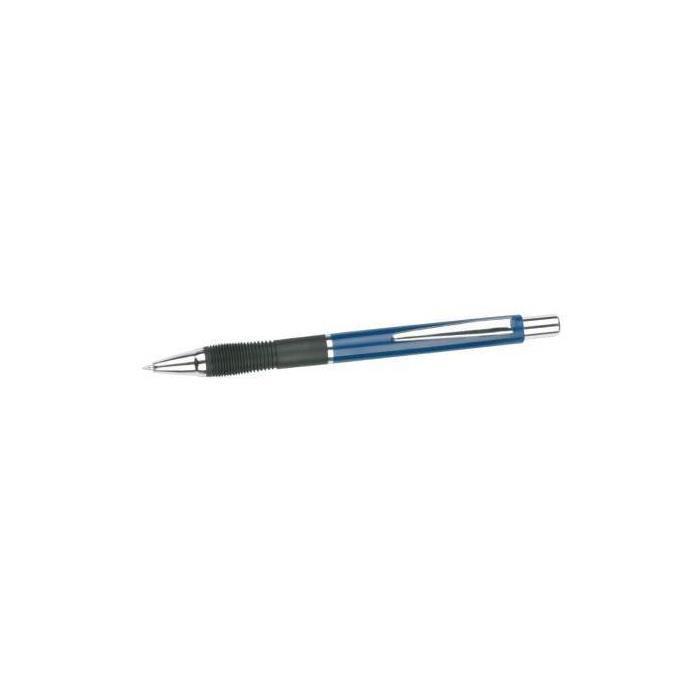Stylo Bille Rétractable Grip Pointe 1 mm Encre Bleu