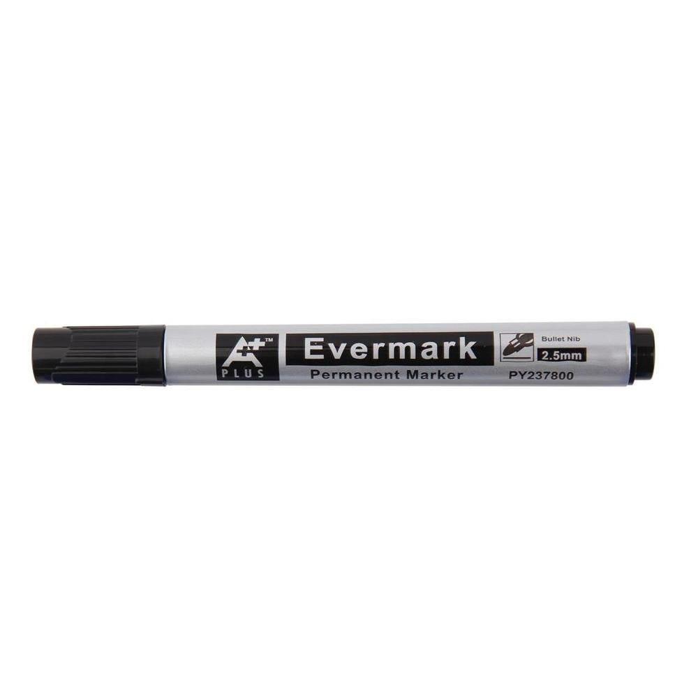 Marqueur permanent ogive noir PY237800N