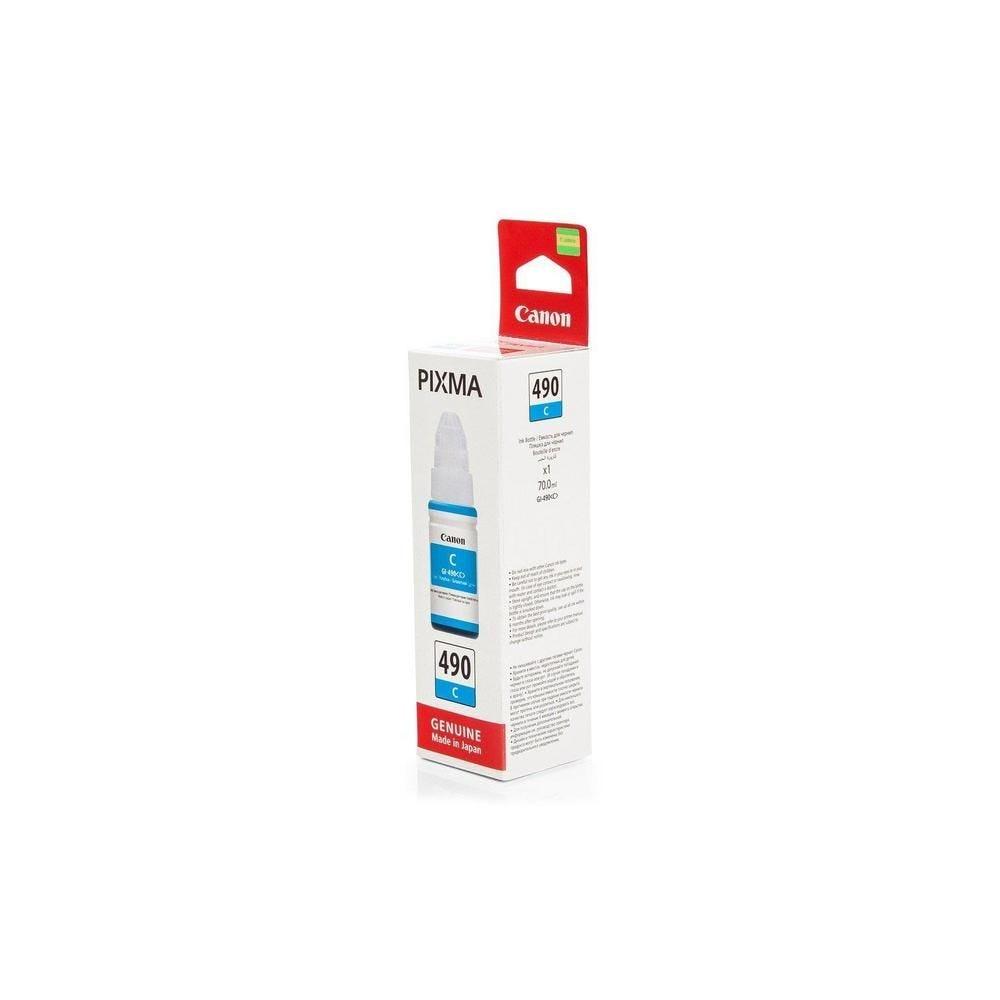 Flacon Encre Original GI-490 C 0664C001 70 ml Cyan