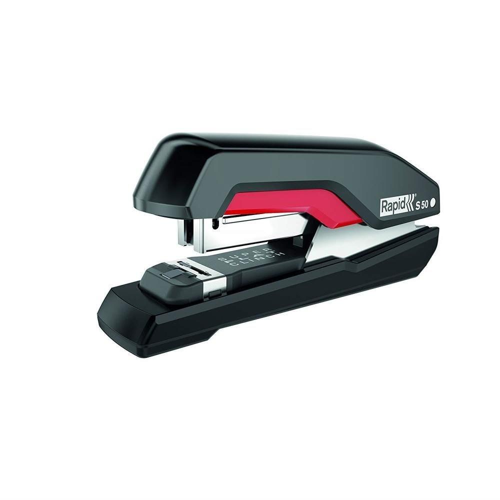 Agrafeuse Supreme Halfstrip S50 Noir Rouge