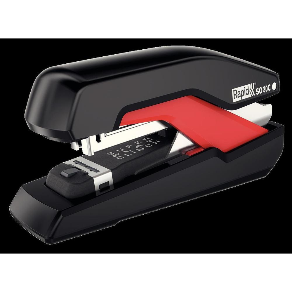 Agrafeuse Supreme Compact SO30c Noir Rouge