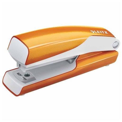 Mini-Agrafeuse de bureau en métal WOW Orange
