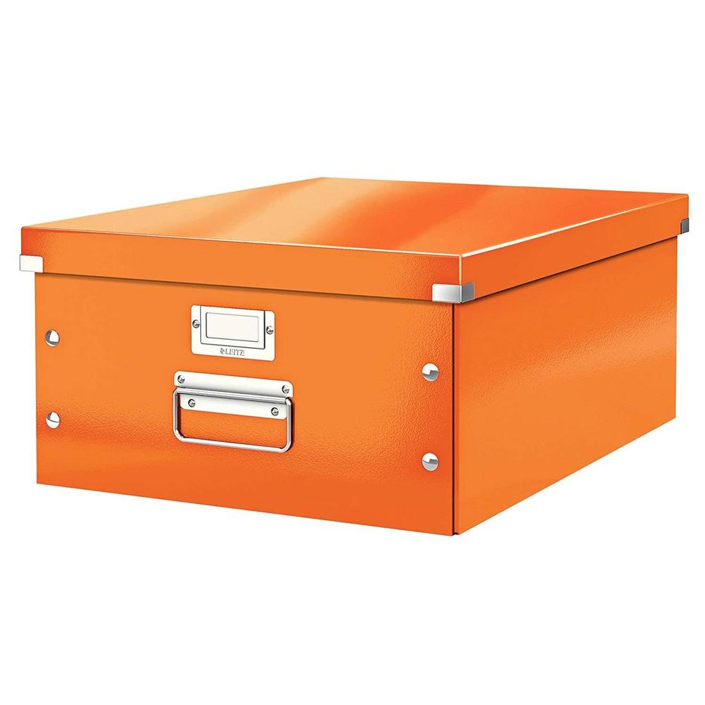 Boîte Click&Store A3 WOW - orange