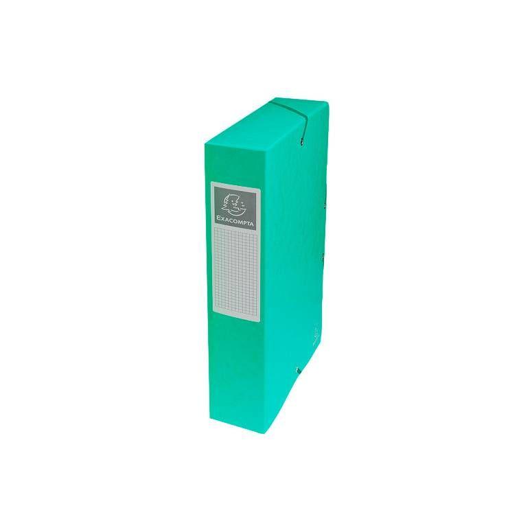 Boîte Classement CL D60 EXABOX NF Vert
