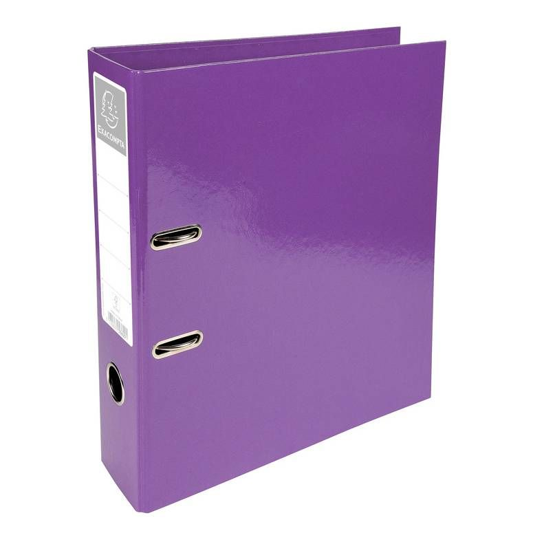 Classeur à levier D70mm Prem'Touch Iderama Violet