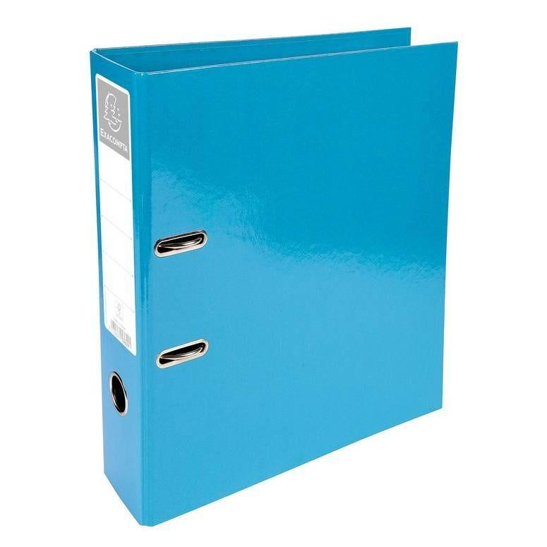 Classeur à levier D70mm Prem'Touch Iderama Turquoise