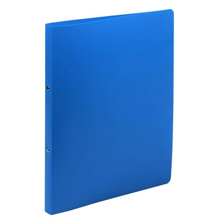 Classeur 2 Anneaux 15 mm PP A4 Bleu