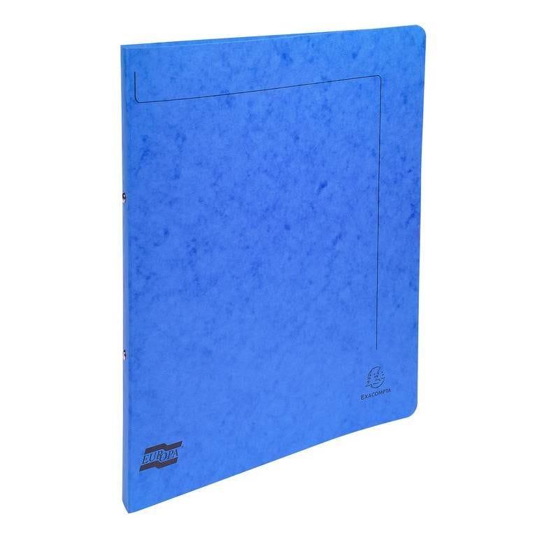 Classeur carte lustrée Nature Future® 2 anneaux 15mm A4 Bleu