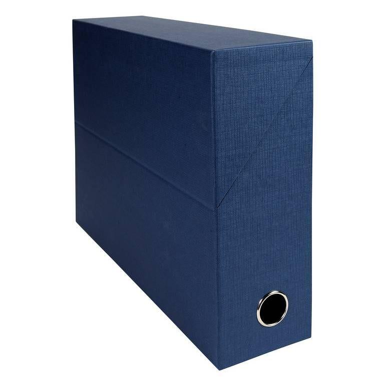 Boîte transfert D90 papier toile marine