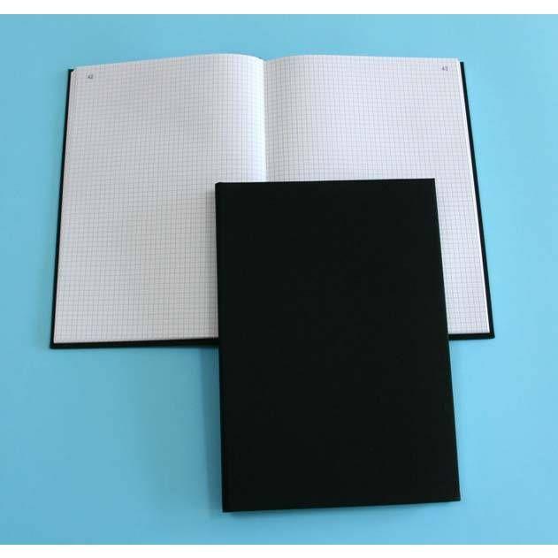 Registre 36x22,5cm 5x5cm format vertical 200p folioté