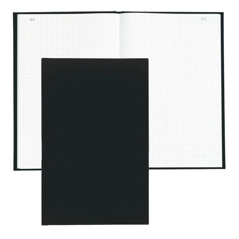 Registre 35x22,5cm 5x5 folioté 600 pages