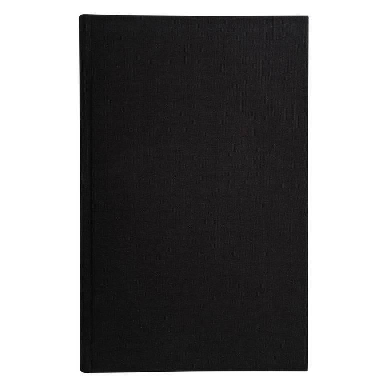 Registre 32x19,5cm journal folioté 200 pages