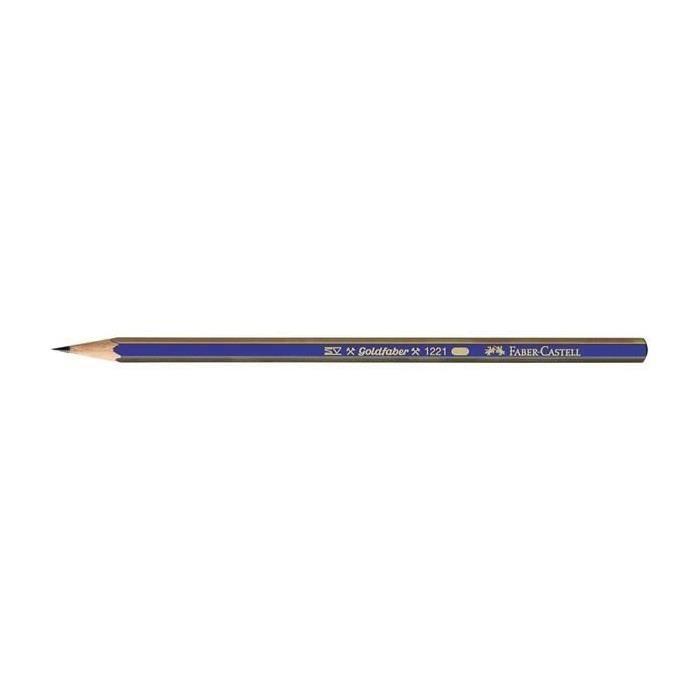 Crayon graphite Goldfaber 1221 3H