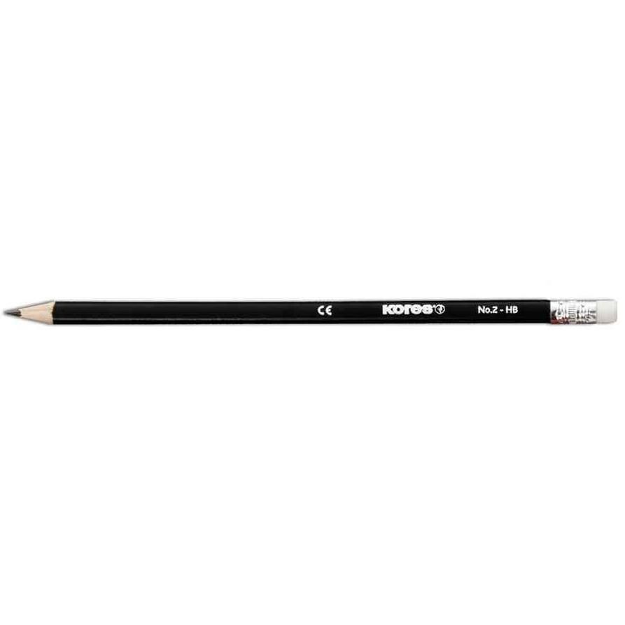 Crayon GRAFITOS Triangulaire Bout gomme HB