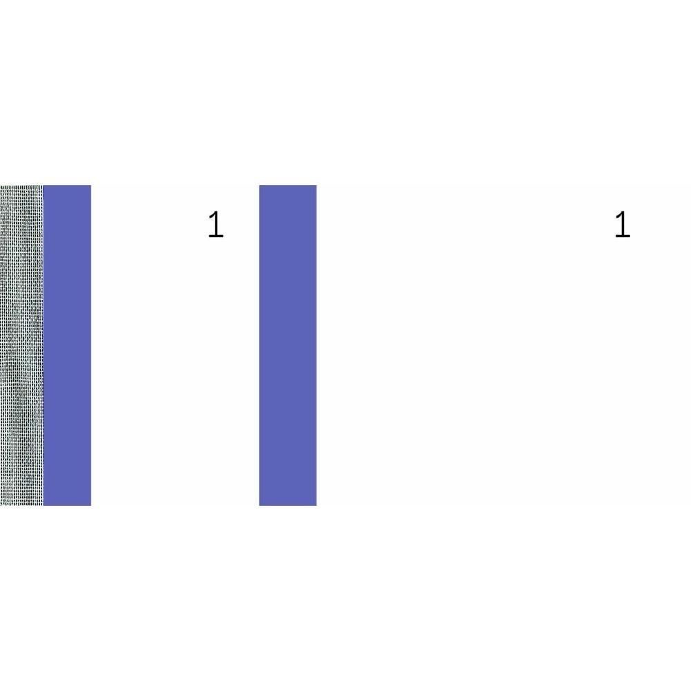 Bloc vendeur 100 feuillets 60 x 135 mm Bleu - par lot de 10